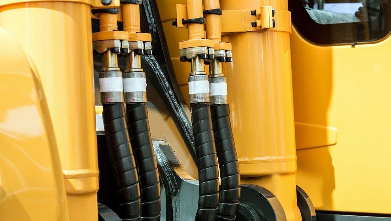 Hidraulikatömlő gyártás