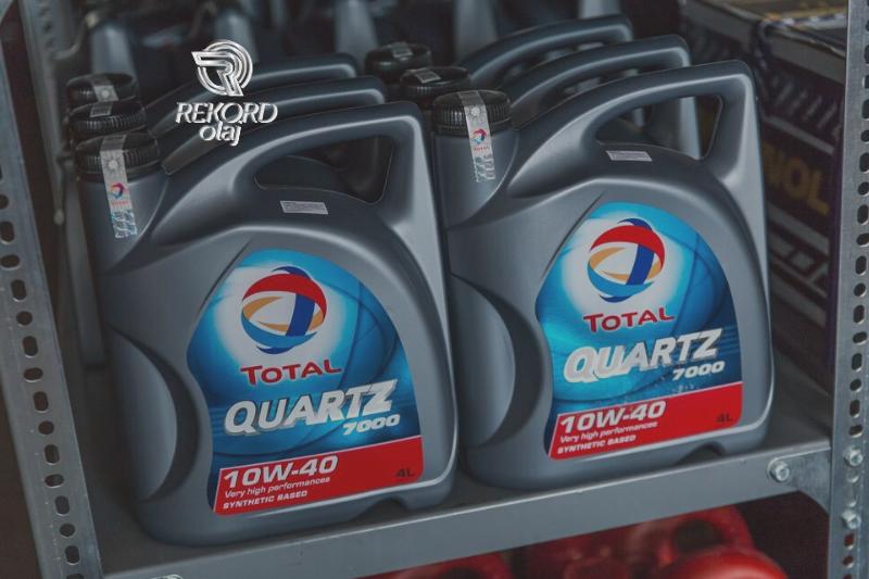 Tudjon meg többet a Total Quartz 7000 10w40 olajról